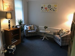 About Counselling. Room complete